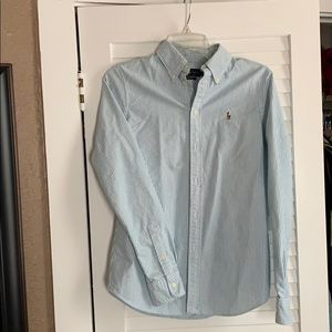 S/P Ralph Lauren button up- Custom fit